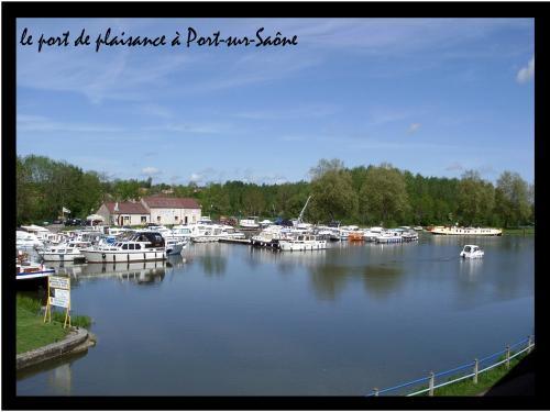 Photos port sur sa ne tourisme vacances week end for Notaire port sur saone