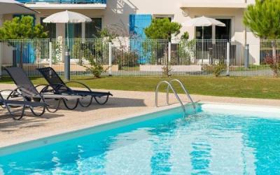lagrange vacances les carrelets h tel saint palais sur mer. Black Bedroom Furniture Sets. Home Design Ideas