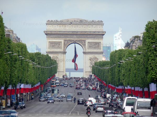Hotel Ascot Opera Paris France