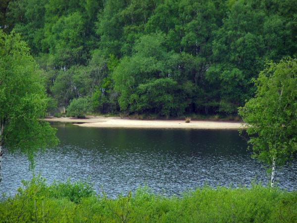 Le lac de vassivi re guide tourisme vacances - Office de tourisme lac de vassiviere ...