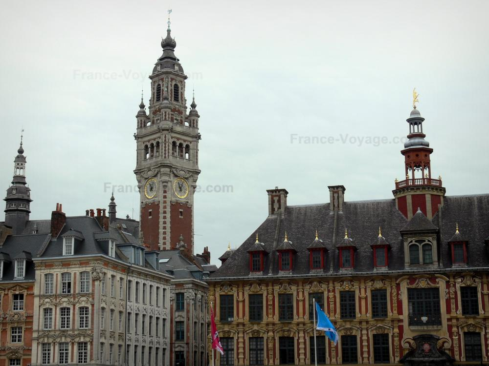 Photos lille guide tourisme vacances for Chambre de commerce de lille