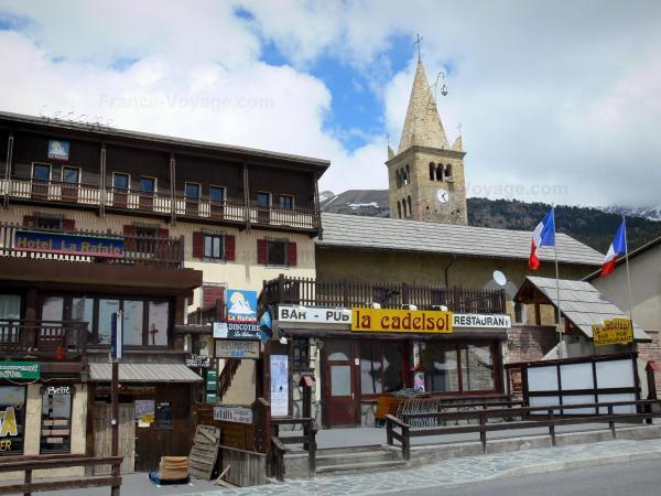 Montgen vre guide tourisme vacances - Office tourisme montgenevre hautes alpes ...