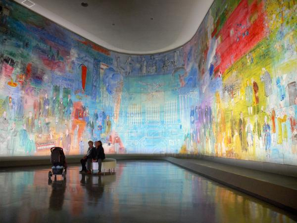 Museo d 39 arte moderna della citt di parigi 15 immagini for Foto di sale moderne