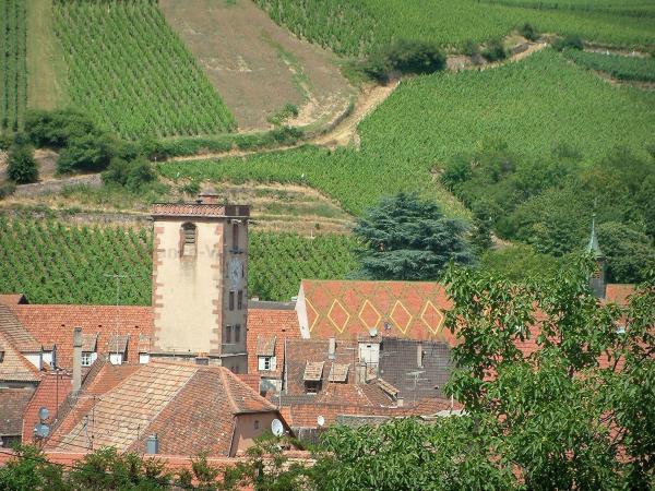 Ribeauvill guide tourisme vacances for Piscine de ribeauville