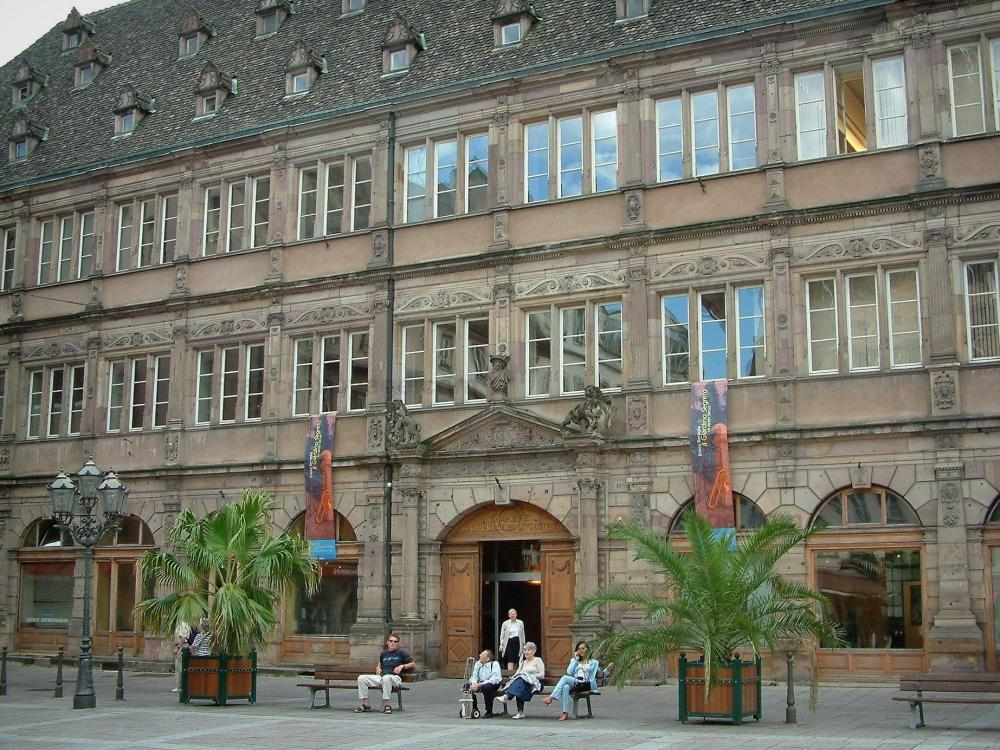 Photos strasbourg guide tourisme vacances for Chambre commerce strasbourg