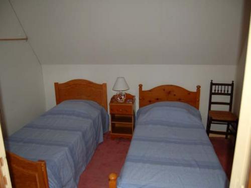 Foto 39 s de molen springen forel vakantie accommodaties in hermival les vaux - Blauwe kamer voor meisje ...