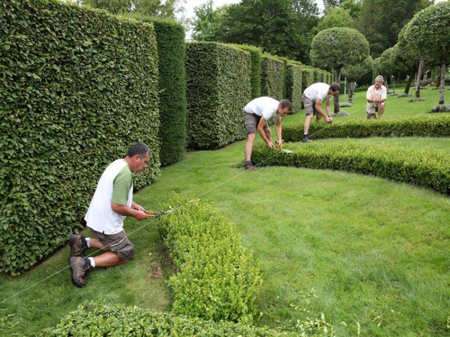 Photos les jardins du manoir d 39 eyrignac guide tourisme vacances for Jardin de jardiniers
